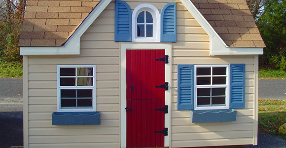 Discover The Joy Of Building A Playhouse Your Child Will Love!