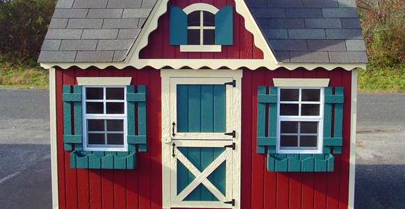 Building The Perfect Playhouse Is Easier Than You Think